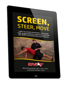 Screen, Steer, Move - Stream