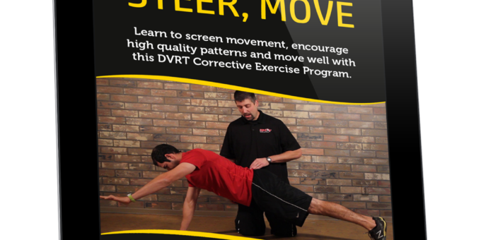 Screen, Steer, Move – Stream