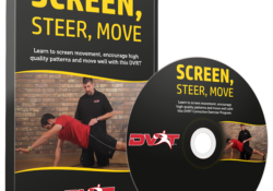 Screen, Steer, Move – DVD