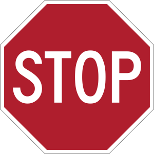 Stop Saying Stop